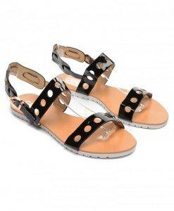 Sandale Moto Negre - Sandale - Sandale