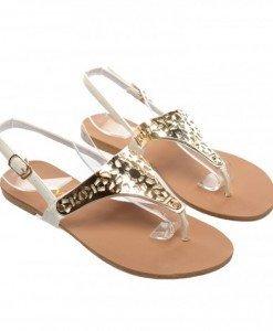 Sandale Muna Albe - Sandale - Sandale