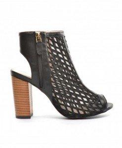 Sandale Next Negre - Sandale cu toc - Sandale cu toc