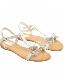 Sandale Noni Albe - Sandale - Sandale
