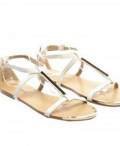 Sandale Pif Albe - Sandale - Sandale