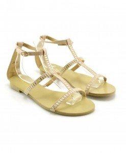 Sandale Prity Bej - Sandale - Sandale