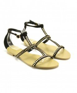 Sandale Prity Negre - Sandale - Sandale