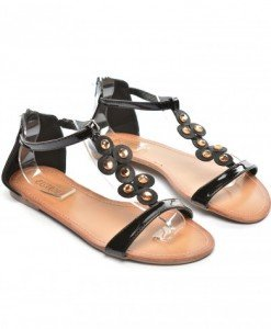 Sandale Romes Negre - Sandale - Sandale