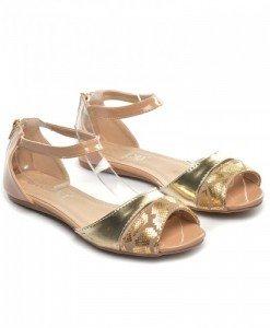 Sandale Tofy Bej - Sandale - Sandale