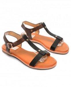 Sandale Viso Negru - Sandale - Sandale