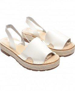 Sandale Xoni Albe - Sandale - Sandale