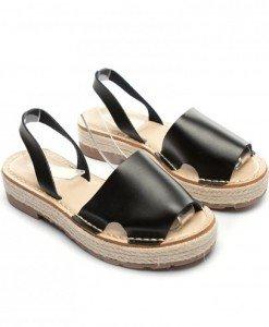 Sandale Xoni Negre - Sandale - Sandale