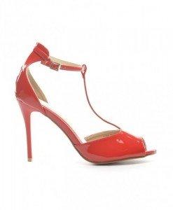 Sandale laria Rosii - Sandale cu toc - Sandale cu toc