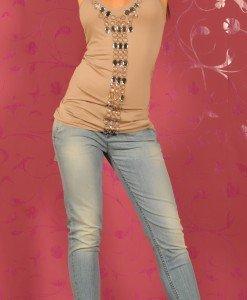 SiS22 Blugi Dama - Sisley - Haine > Brands > Sisley