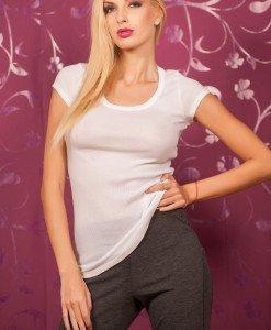SiS28 Maieu Dama Simplu - Sisley - Haine > Brands > Sisley