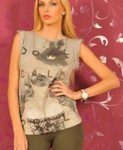 SiS31 Tricou Dama Lung - Sisley - Haine > Brands > Sisley