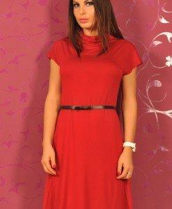 SiS33 Rochie Dama cu Curea - Sisley - Haine > Brands > Sisley