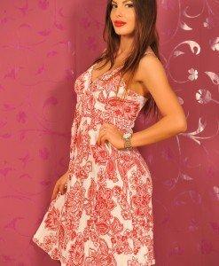 SiS66 Rochie Creponata - Sisley - Haine > Brands > Sisley