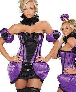 T159 Costum tematic regina sexi - Basme si Legende - Haine > Haine Femei > Costume Tematice > Basme si Legende