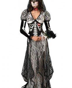 T306 Costum Halloween - mireasa moarta - Altele - Haine > Haine Femei > Costume Tematice > Altele