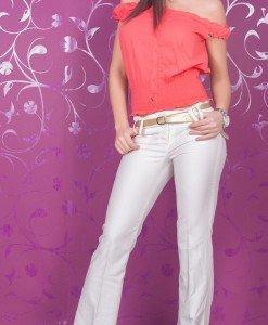 TW100 - Pantaloni Lungi Femei - TALLY WEiJL - Haine > Brands > TALLY WEiJL