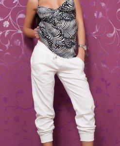 TW115 - Pantaloni de Vara Dama - TALLY WEiJL - Haine > Brands > TALLY WEiJL
