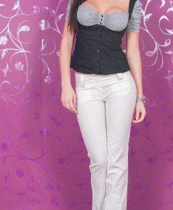 TW121 - Pantaloni Lungi Dama - TALLY WEiJL - Haine > Brands > TALLY WEiJL