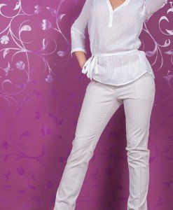 TW157 - Pantaloni Lungi de Vara - TALLY WEiJL - Haine > Brands > TALLY WEiJL