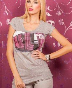 TW166 Tricou cu Imprimeu - TALLY WEiJL - Haine > Brands > TALLY WEiJL