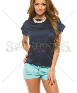 Top PrettyGirl Affective DarkBlue - Topuri -