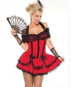 U212 Costum Tematic Carnaval - Altele - Haine > Haine Femei > Costume Tematice > Altele