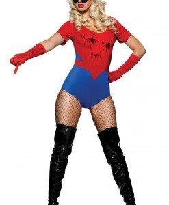 U214 Costum tematic Spiderman - Super Eroi - Haine > Haine Femei > Costume Tematice > Super Eroi