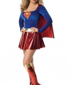 U215 Costum tematic Superwoman - Super Eroi - Haine > Haine Femei > Costume Tematice > Super Eroi