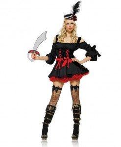 U81 Costum tematic pirat - Pirat - Haine > Haine Femei > Costume Tematice > Pirat