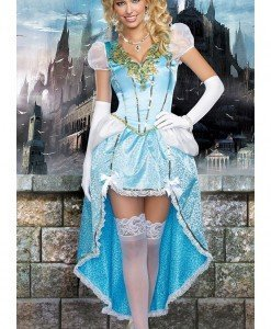 V308-4 Costum tematic printesa - Basme si Legende - Haine > Haine Femei > Costume Tematice > Basme si Legende
