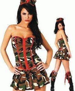 W11 Costum tematic armata - Armata - Marinar - Haine > Haine Femei > Costume Tematice > Armata - Marinar