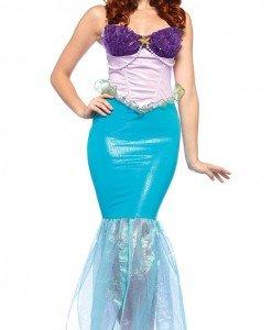 W203 Costum tematic sirena - Basme si Legende - Haine > Haine Femei > Costume Tematice > Basme si Legende