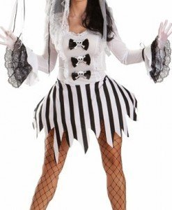 W205 Costum tematic Halloween Mireasa - Altele - Haine > Haine Femei > Costume Tematice > Altele