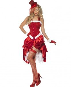XM227 Costum Tematic Craciun - Costume de craciunita - Haine > Haine Femei > Costume Tematice > Costume de craciunita