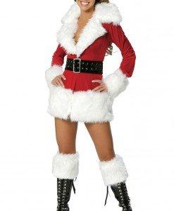 XM279 Costum tematic craciunita sexy - Costume de craciunita - Haine > Haine Femei > Costume Tematice > Costume de craciunita