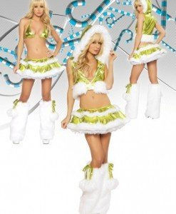 XM95 - Costum Tematic - Craciunita - Costume de craciunita - Haine > Haine Femei > Costume Tematice > Costume de craciunita