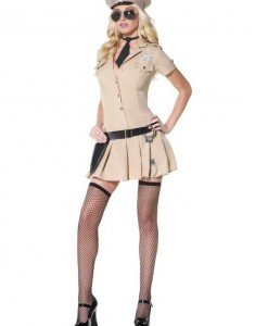 Y131 Costum Halloween politista - Politista - Gangster - Haine > Haine Femei > Costume Tematice > Politista - Gangster