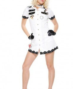Y136-A Costum Tematic Marinar - Armata - Marinar - Haine > Haine Femei > Costume Tematice > Armata - Marinar