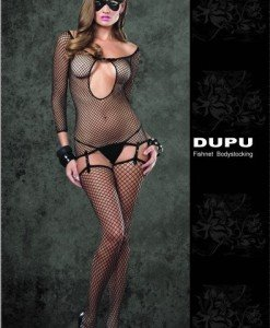 Z101 Lenjerie Bodystocking Catsuit - Bodystockings