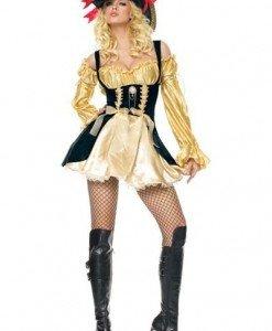 Z28 Costum Halloween Pirat - Pirat - Haine > Haine Femei > Costume Tematice > Pirat