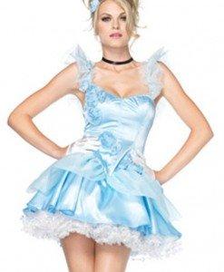 Z323-48 Costum tematic cenusareasa sexy - Basme si Legende - Haine > Haine Femei > Costume Tematice > Basme si Legende