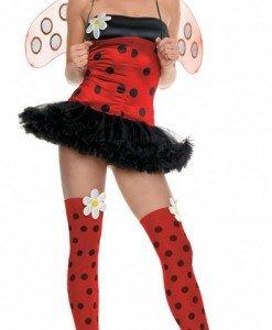 ZZ6 Costum tematic buburuza - Animalute - Haine > Haine Femei > Costume Tematice > Animalute