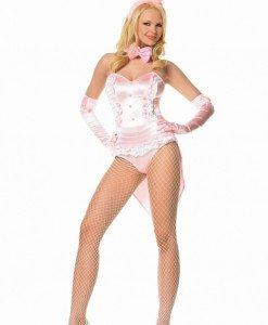 ZZ8-5 Costum Halloween iepuras - Iepurasi - Haine > Haine Femei > Costume Tematice > Animalute > Iepurasi