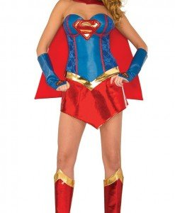 A427-43 Costum tematic Superwoman - Super Eroi - Haine > Haine Femei > Costume Tematice > Super Eroi