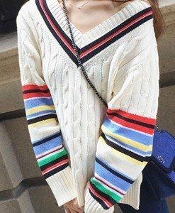 BL563 Bluza tricotata