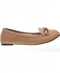 Balerini dama camel Vega - Home > Reduceri -