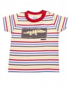 Bluza baieti multicolor Alligator - Home > Copii -