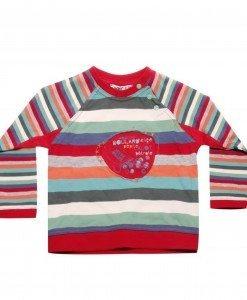 Bluza baieti multicolor Party - Home > Copii -