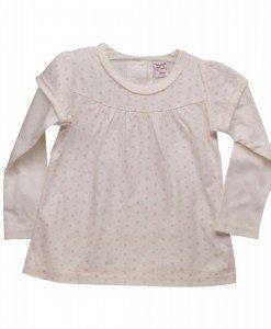 Bluza fete Happy Dots - Home > Copii -